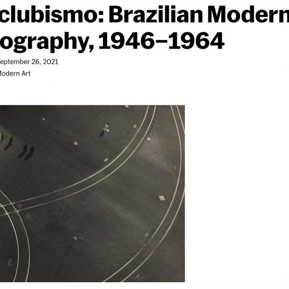 Fotoclubismo: Brazilian Modernist Photography, 1946–1964