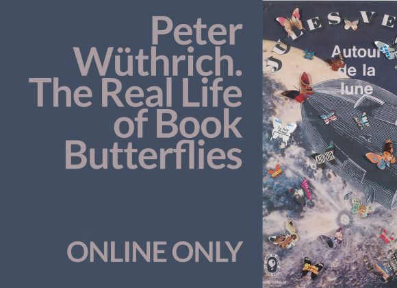 The Real Life of Book Butterflies
