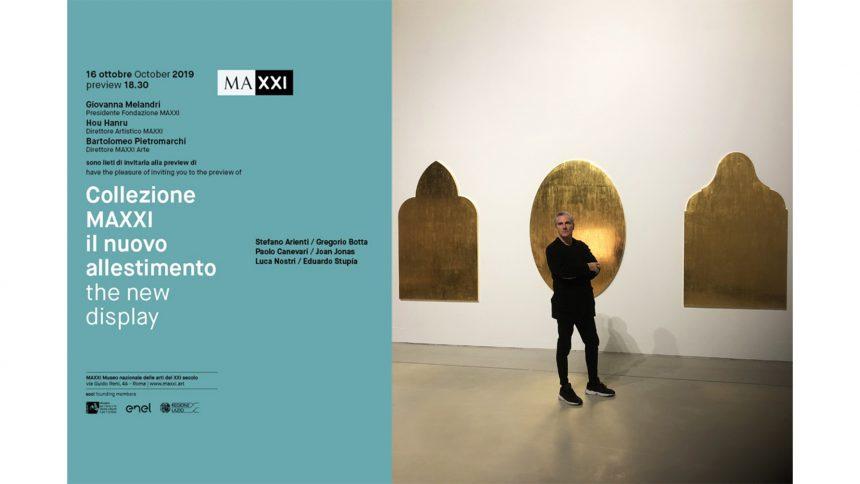 Paolo Canevari at MAXXI Museum, Rome