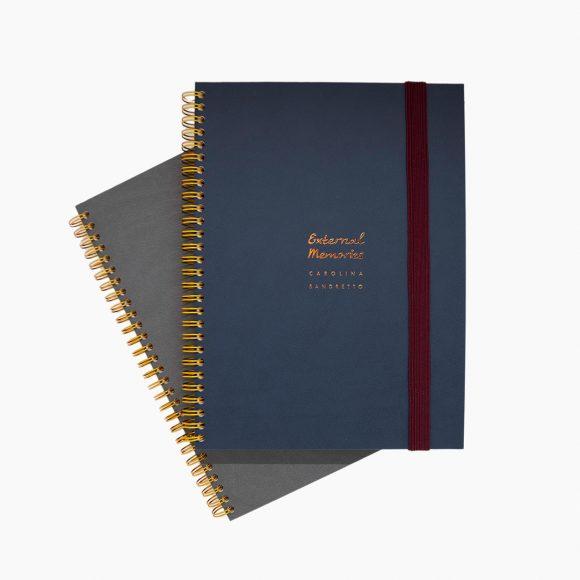 Carolina Sandretto. Internal Memories/External Memories. The artist book