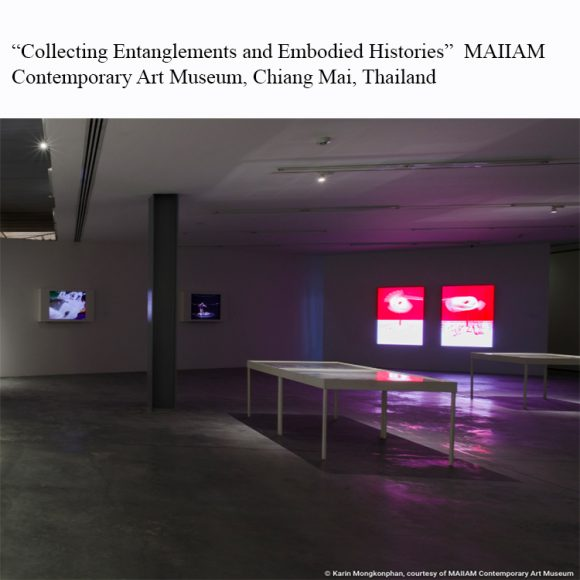 Collecting Entanglements and Embodied Histories